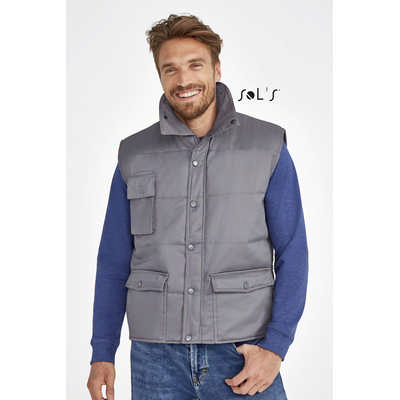 Equinox Pro Workwear Bodywarmer - (printed with 4 colour(s)) S80503_ORSO_DEC