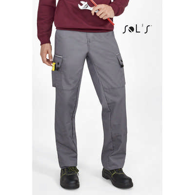 Active Pro Mens Workwear Trousers - (printed with 4 colour(s)) S80600_ORSO_DEC
