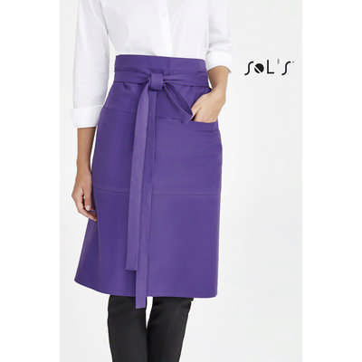Greenwich Medium Apron With Pockets - (printed with 4 colour(s)) S88020_ORSO_DEC
