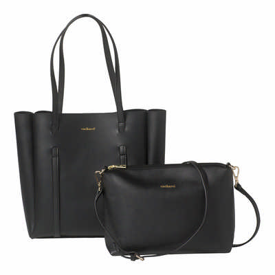 Cacharel Shopping Bag Montmartre Black - (printed with 1 colour(s)) CTS936A_ORSO_DEC