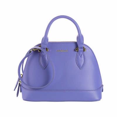 Cacharel Bowling Bag Small Hortense Bright Blue - (printed with 1 colour(s)) CTW034L_ORSO_DEC