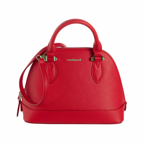 Cacharel Bowling Bag Small Hortense Bright Red - (printed with 1 colour(s)) CTW034P_ORSO_DEC