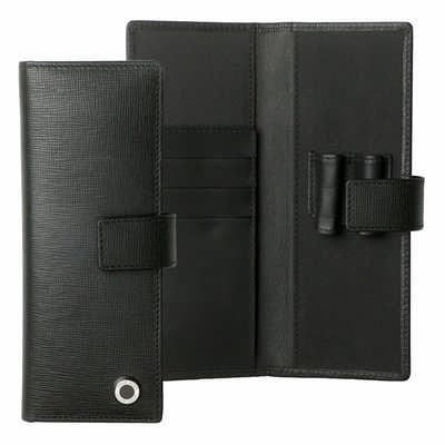 Hugo Boss Pen Holder Tradition Black - (printed with 1 colour(s)) HLS804A_ORSO_DEC