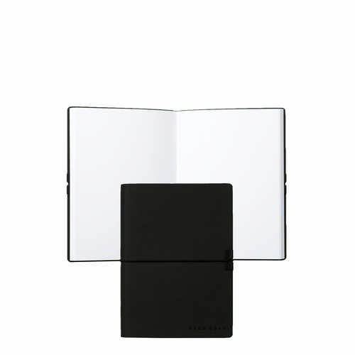 Hugo Boss Note Pad A6 Storyline Black - (printed with 1 colour(s)) HNM704A_ORSO_DEC