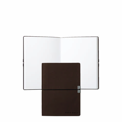 Hugo Boss Note Pad A6 Storyline Burgundy - (printed with 1 colour(s)) HNM704R_ORSO_DEC