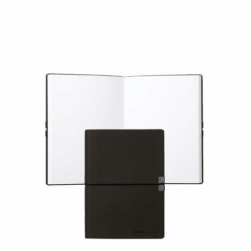 Hugo Boss Note Pad A6 Storyline Brown - (printed with 1 colour(s)) HNM704Y_ORSO_DEC