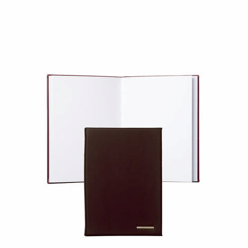 Hugo Boss Note Pad A6 Essential Lady Burgundy - (printed with 1 colour(s)) HNM707R_ORSO_DEC