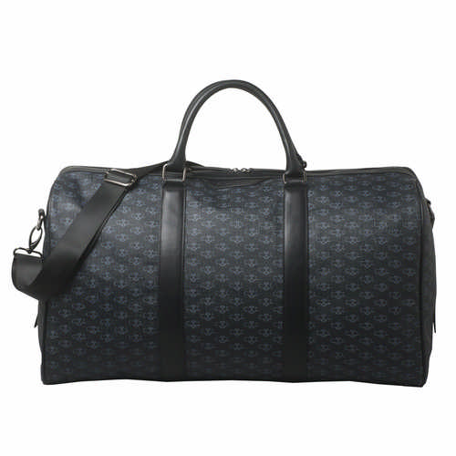 Christian Lacroix Travel Bag Seal Grey - (printed with 1 colour(s)) LTB625J_ORSO_DEC