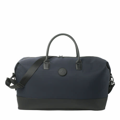 Christian Lacroix Travel Bag Element Navy - (printed with 1 colour(s)) LTB825N_ORSO_DEC