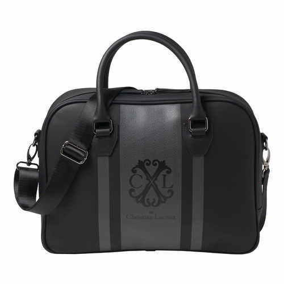 Christian Lacroix Laptop Bag Id Dark Grey - (printed with 1 colour(s)) LTL926J_ORSO_DEC