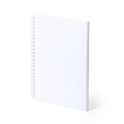 Anti-bacterial Notebook Polax - (printed with 1 colour(s)) M2591_ORSO_DEC