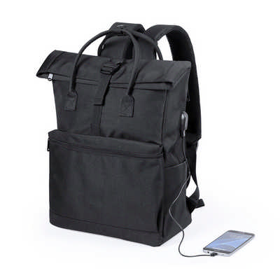 Backpack Manthium - (printed with 1 colour(s)) M5532_ORSO_DEC