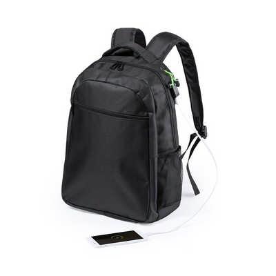 Backpack Halnok - (printed with 1 colour(s)) M5590_ORSO_DEC