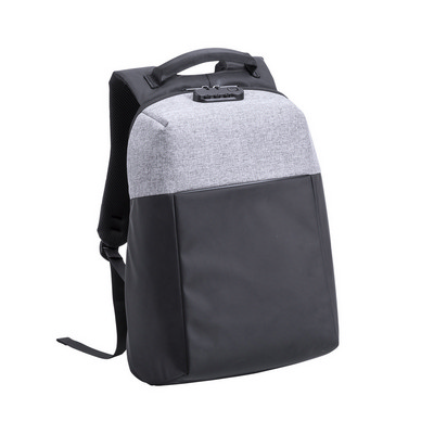 Anti-theft Backpack Ranley - (printed with 1 colour(s)) M5949_ORSO_DEC