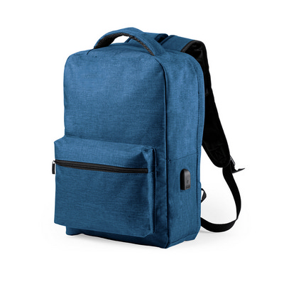 Anti-theft Backpack Komplete - (printed with 4 colour(s)) M6345_ORSO_DEC