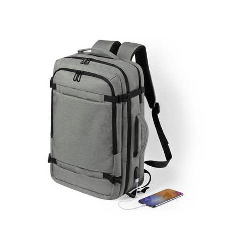 Document Bag Backpack Sulkan - (printed with 1 colour(s)) M6620_ORSO_DEC