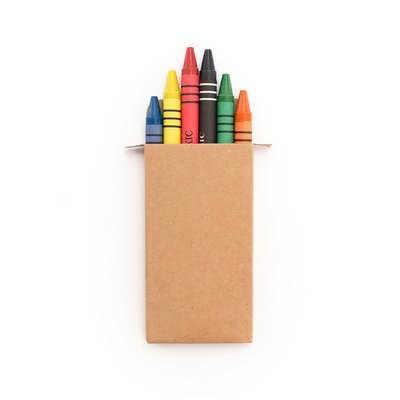 Crayon Set Pichi - (printed with 1 colour(s)) M8719_ORSO_DEC