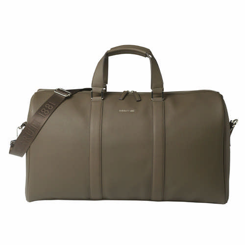 Cerruti 1881 Travel Bag Hamilton Taupe - (printed with 1 colour(s)) NTB711X_ORSO_DEC