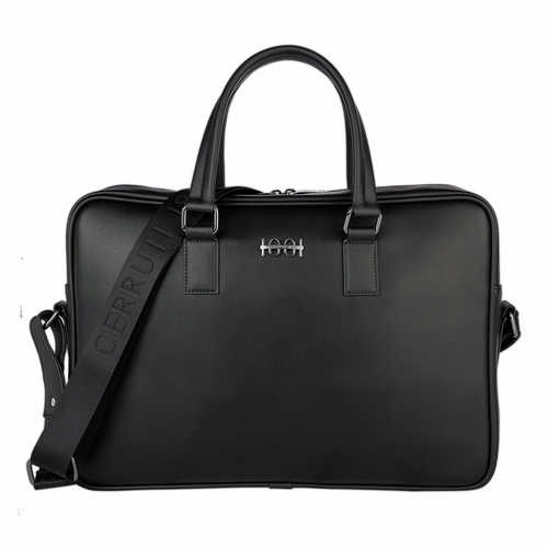 Cerruti 1881 Laptop Bag Irving Black - (printed with 1 colour(s)) NTL012A_ORSO_DEC