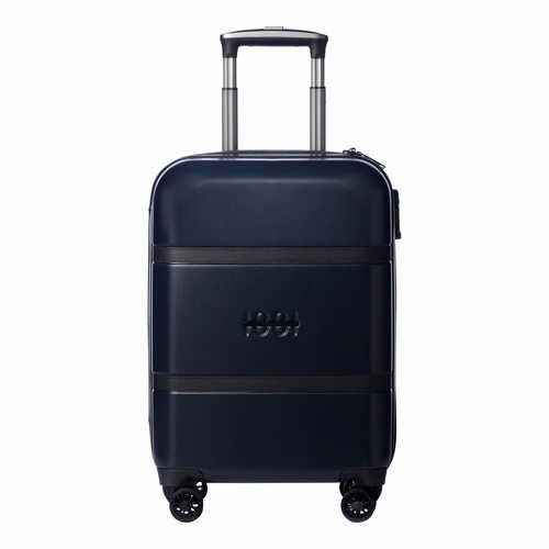 Cerruti 1881 Trolley Irving Blue - (printed with 1 colour(s)) NTT012N_ORSO_DEC