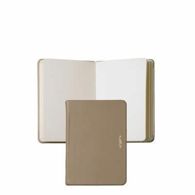 Ungaro Note Pad A6 Sienna Nude & Gold UNM618X_ORSO_DEC