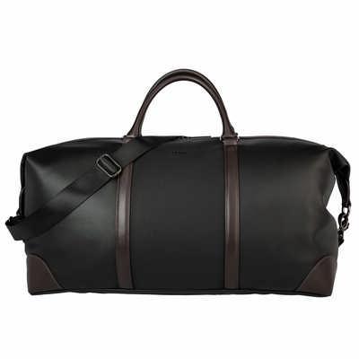 Ungaro Travel Bag Taddeo Black - (printed with 1 colour(s)) UTB029A_ORSO_DEC