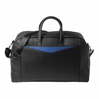 Ungaro Travel Bag Cosmo Blue - (printed with 1 colour(s)) UTB917N_ORSO_DEC
