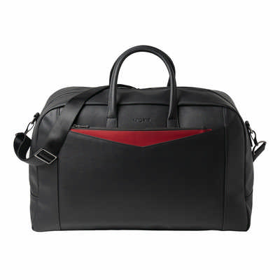 Ungaro Travel Bag Cosmo Red - (printed with 1 colour(s)) UTB917P_ORSO_DEC