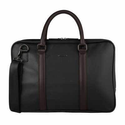 Ungaro Laptop Bag Taddeo Black - (printed with 1 colour(s)) UTL029A_ORSO_DEC