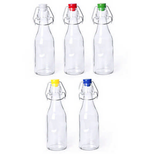 Haser Glass Bottle - (printed with 1 colour(s)) M5597_ORSO_DEC