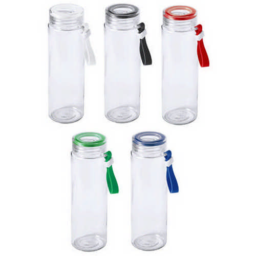 Helux Glass Bottle - (printed with 1 colour(s)) M6583_ORSO_DEC