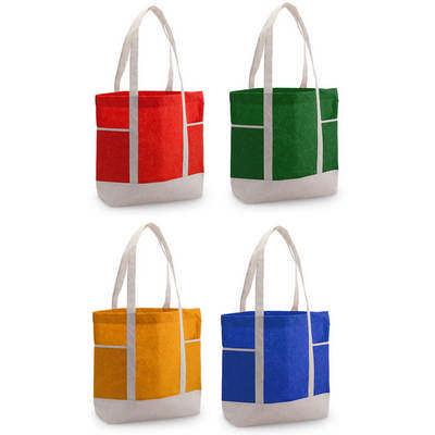 Bag Carole - (printed with 1 colour(s)) M3501_ORSO_DEC