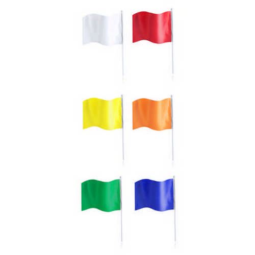 Pennant Flag Rolof - (printed with 1 colour(s)) M4835_ORSO_DEC