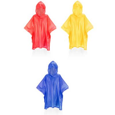 Raincoat Kids Teo - (printed with 1 colour(s)) M3221_ORSO_DEC