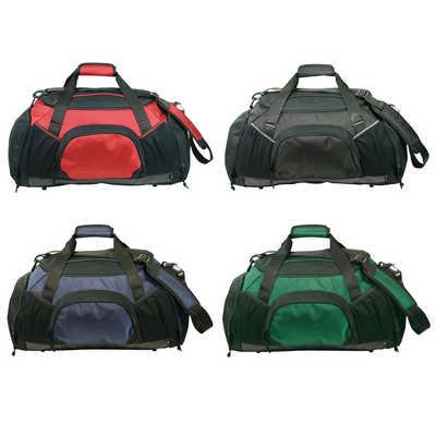 Explorer Sports Bag - (printed with 1 colour(s)) G729_ORSO_DEC