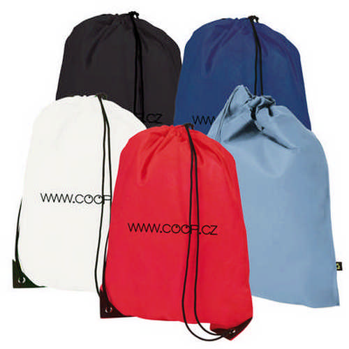 Non woven back sack - (printed with 1 colour(s)) G1265_ORSO_DEC