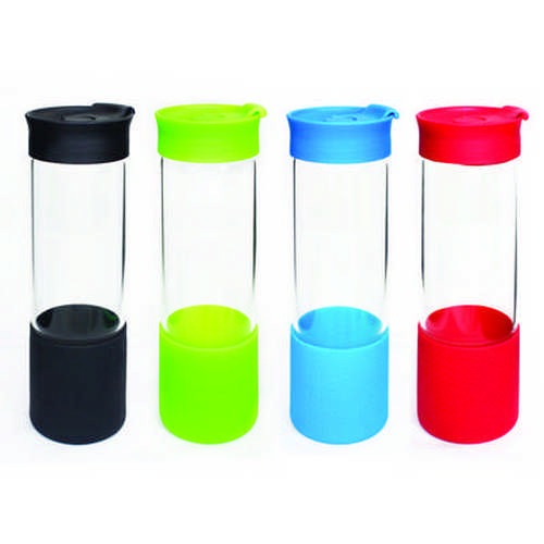 Quest Glass Bottle  - (printed with 1 colour(s)) G1730_ORSO_DEC