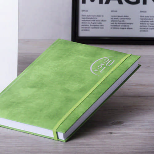 Diary Waltrex - (printed with 1 colour(s)) M2546_ORSO_DEC