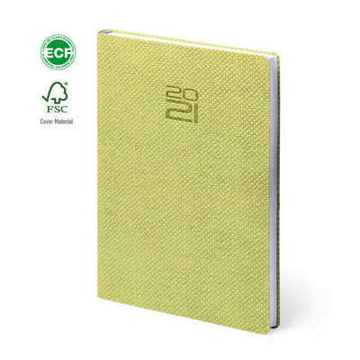 Diary Fredex - (printed with 1 colour(s)) M2596_ORSO_DEC