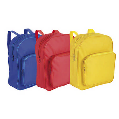 Backpack Kiddy - (printed with 1 colour(s)) M3257_ORSO_DEC