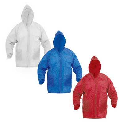 Raincoat Hydrus - (printed with 1 colour(s)) M3880_ORSO_DEC