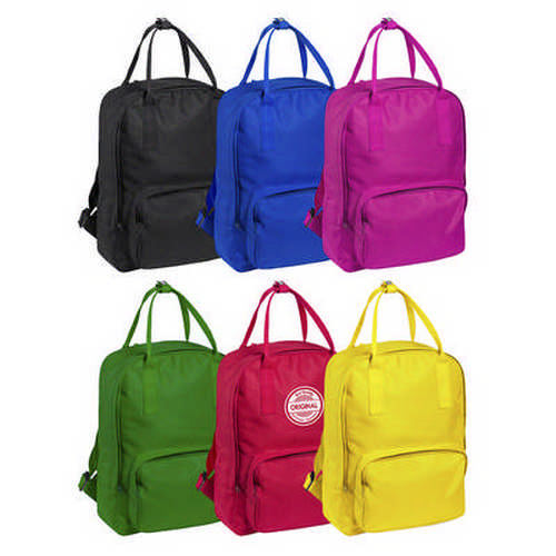 Backpack Soken - (printed with 4 colour(s)) M5400_ORSO_DEC
