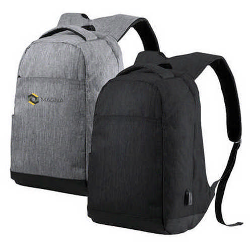 Anti-theft Backpack Vectom - (printed with 1 colour(s)) M6220_ORSO_DEC
