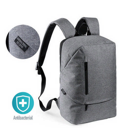 Antibacterial Backpack Mordux - (printed with 1 colour(s)) M6704_ORSO_DEC