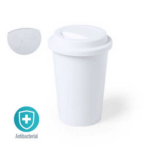 Antibacterial Cup Koton - (printed with 1 colour(s)) M6707_ORSO_DEC