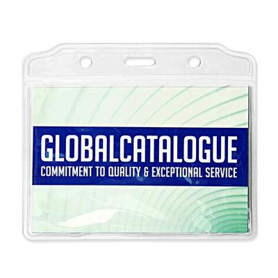 PVC ID Card Holder - 65 (H) x 92 (W)mm T111F_GLOBAL