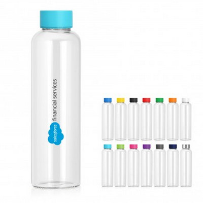 Bottle Glass 600ml - (printed with 1 colour(s)) M282X_GL_DEC