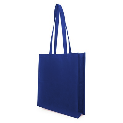 Non Woven Bag - w/gusset - (printed with 1 colour(s)) NWB05-NB_GL_DEC
