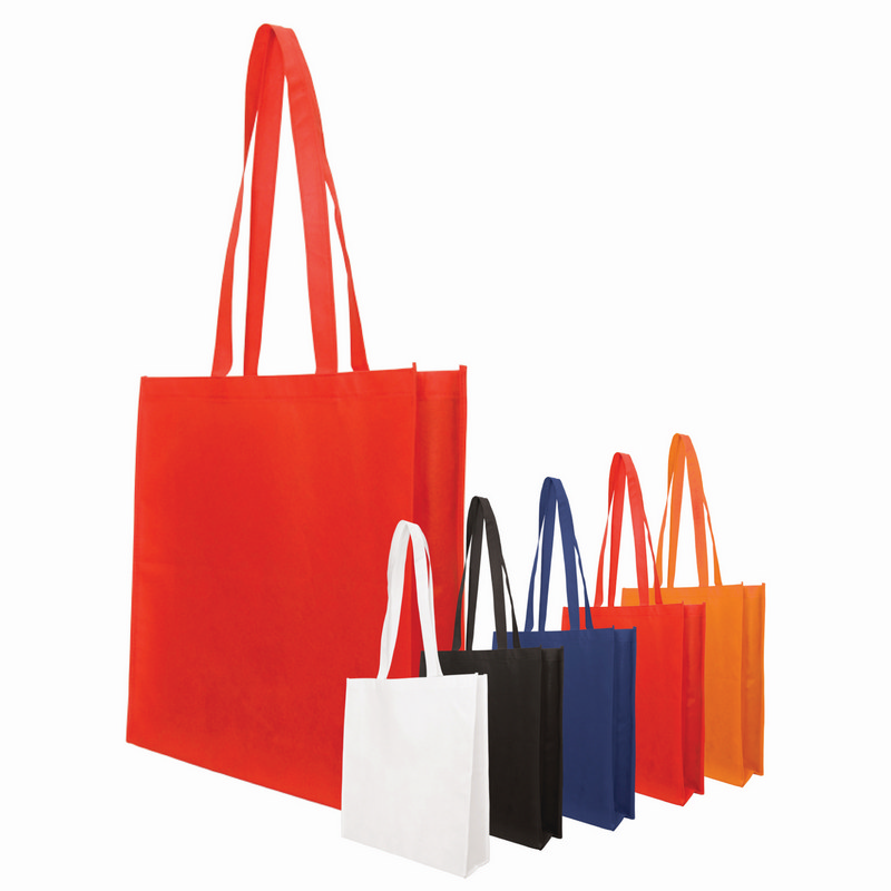 Bag Non Woven With Gusset NWB05_GL_DEC
