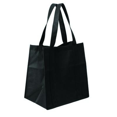 Bag Non Woven Shopping NWB10-BK_GL_DEC
